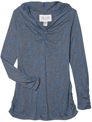 Aventura Clothing Kenley Hoodie Shirt - Burnout, Long Sleeve (For Women)
