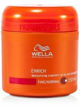 Wella Enrich Moisturizing Treatment for Dry & Damaged Hair (Fine/Normal) 150ml/5oz