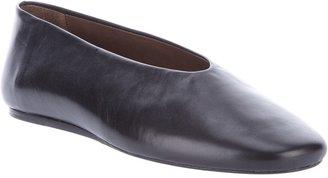 Christophe Lemaire Minimal shoe