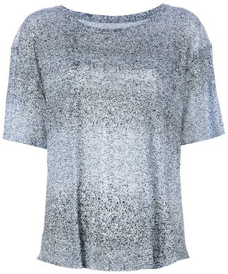 Acne speckled t-shirt