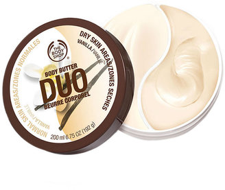 The Body Shop Body Butter Duo, Vanilla 6.76 fl oz (200 ml)