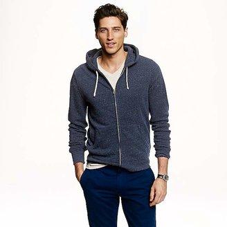 Brushed fleece zip hoodie $78 thestylecure.com