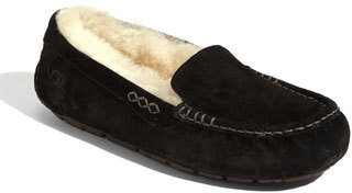 Women's Ugg 'Ansley' Water Resistant Slipper $99.95 thestylecure.com