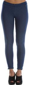 Armani Exchange Knit Denim Legging
