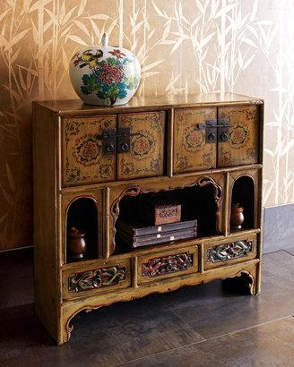 Horchow Antique Cabinet