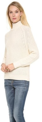Theory Astral Turtleneck Sweater