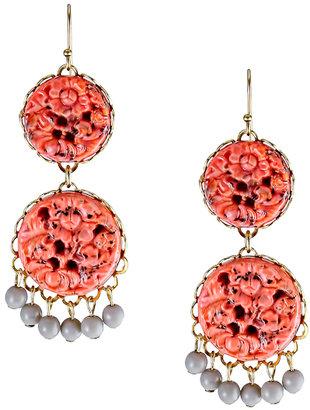 David Aubrey Ursula Small Chandelier Earrings