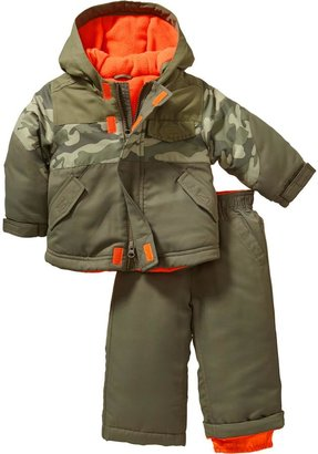 Old Navy Hooded Coat & Snow Pant Sets for Baby