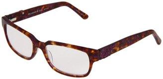 Vera Wang Palladium (Amethyst Tortoise) - Eyewear