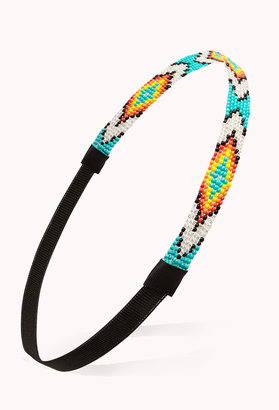 Forever 21 New West Beaded Headband