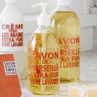 Sur La Table Compagnie de Provence Extra Pure Marseille Olive & Lavender Liquid Hand Soap