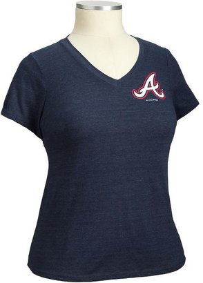 Old Navy Women's Plus MLB® Team V-Neck Tees