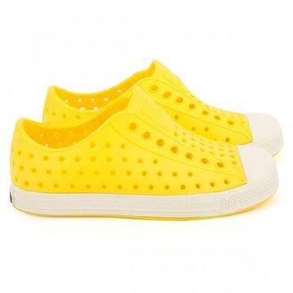 Native Jefferson Crayon Yellow shoes