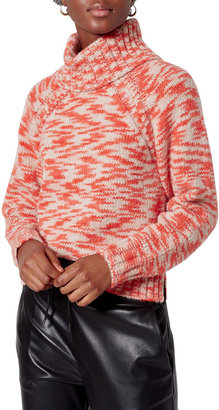 Joie Kaine Melange Turtleneck Sweater