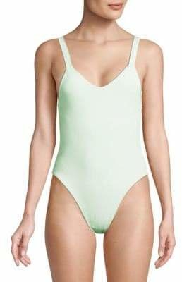 Vitamin A One-Piece Leah Swimsuit