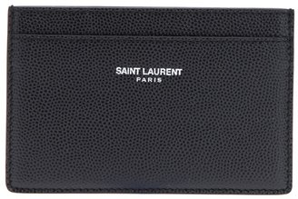 Saint Laurent logo car holder