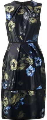 Giambattista Valli sleeveless floral dress