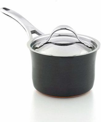Anolon Nouvelle Hard-Anodized Copper 2 Qt. Covered Saucepan