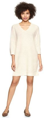 Gap Textural sweater dress