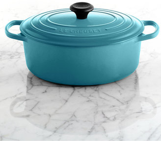 Le Creuset Signature Enameled Cast Iron 5 Qt. Oval French Oven