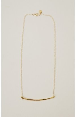 Gorjana Taner Small Bar Necklace