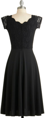 Stop Staring Up, Opera, and Away Dress in Black