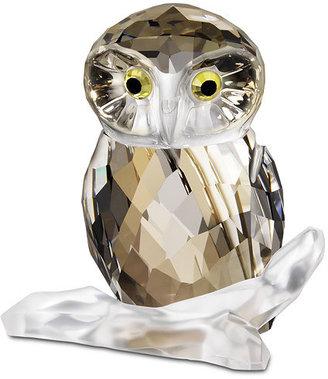Swarovski Anton Hirzinger Owl, Brown