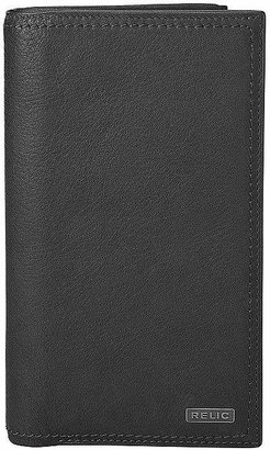 Fossil RELIC BY Relic by Mark Checkbook Wallet