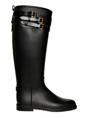 Burberry 20mm Rippon Rubber Rain Boots