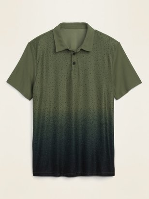 Old Navy Ultra-Soft Breathe ON Gradient-Print Polo for Men