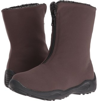 Propet - Madison Mid Zip Women's Cold Weather Boots $88.95 thestylecure.com