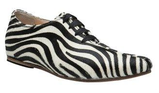 Hache Zebra flat