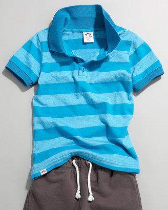 Appaman Drawstring Camp Shorts, Black, Infant