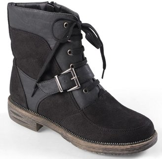 Journee Collection pch ankle boots - women