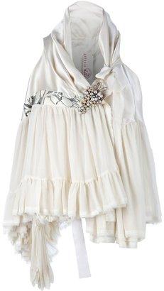 Antonio Marras Vintage draped sleeveless top