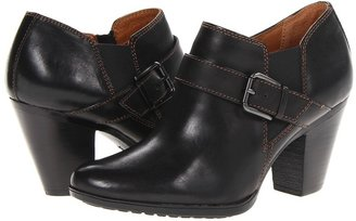 Sofft Nell (Black Lucca) - Footwear