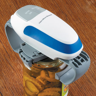 Hamilton Beach Open Ease Automatic Jar Opener, 76800