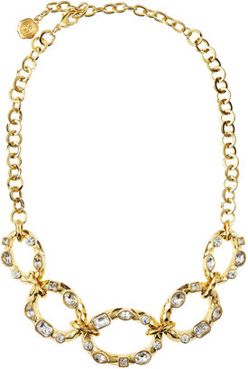 RJ Graziano Large Oval-Link Necklace