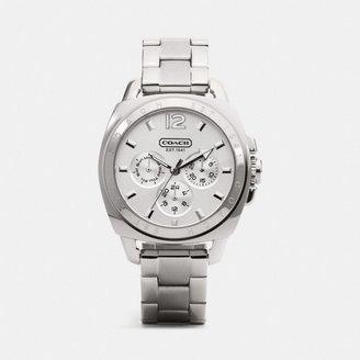 Coach Boyfriend Bracelet Watch