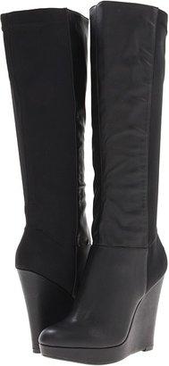 Steve Madden P-MEKO (Black Multi) - Footwear