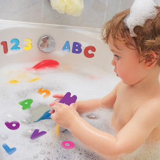Bed Bath & Beyond Foam Alphabet & Numbers