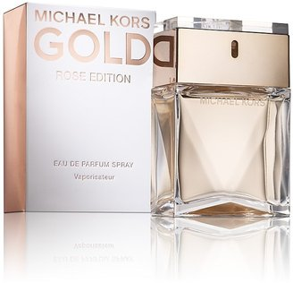 Michael Kors Gold The New Rose Edition Eau de Parfum 3.4 oz.