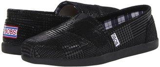 Skechers Bobs World - Good Deeds (Black) - Footwear