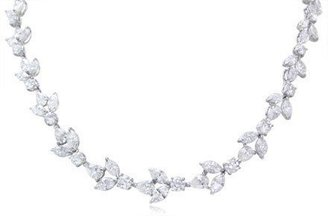 Diamond & Platinum Necklace