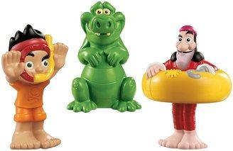 Fisher-Price Jake & the Neverland Pirates Jake Bath Squirters