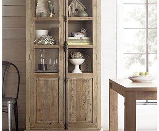 Crate & Barrel Bedford Tall Cabinet