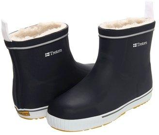 Tretorn Skerry Spritz Vinter (Black) - Footwear