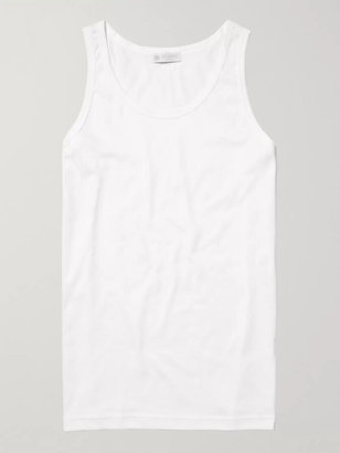 Sunspel Cotton Underwear Tank Top