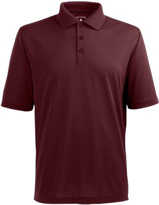 Antigua Men's Pique Performance Golf Polo