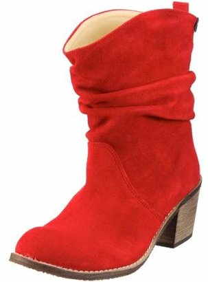 Jonny's Dolores Boots Women's, Red - Rot/Rot, EU